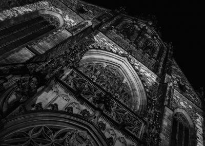 majestátní katedrála
