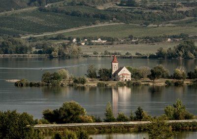 Mušovský kostelík