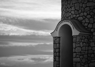 kaplička na Hradišťku