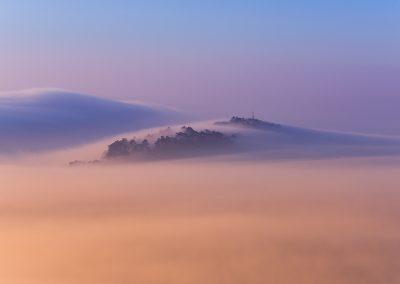Turold nad mlhou