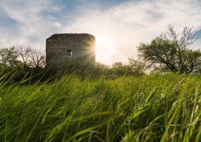Sirotčí hrad se sluncem